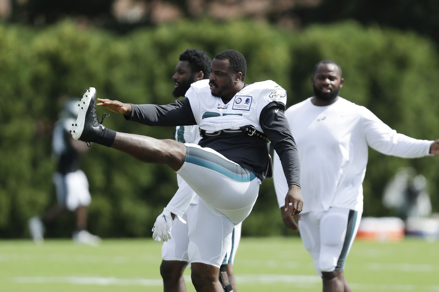 The biggest winners from the first two weeks of Eagles training camp   Early Birds