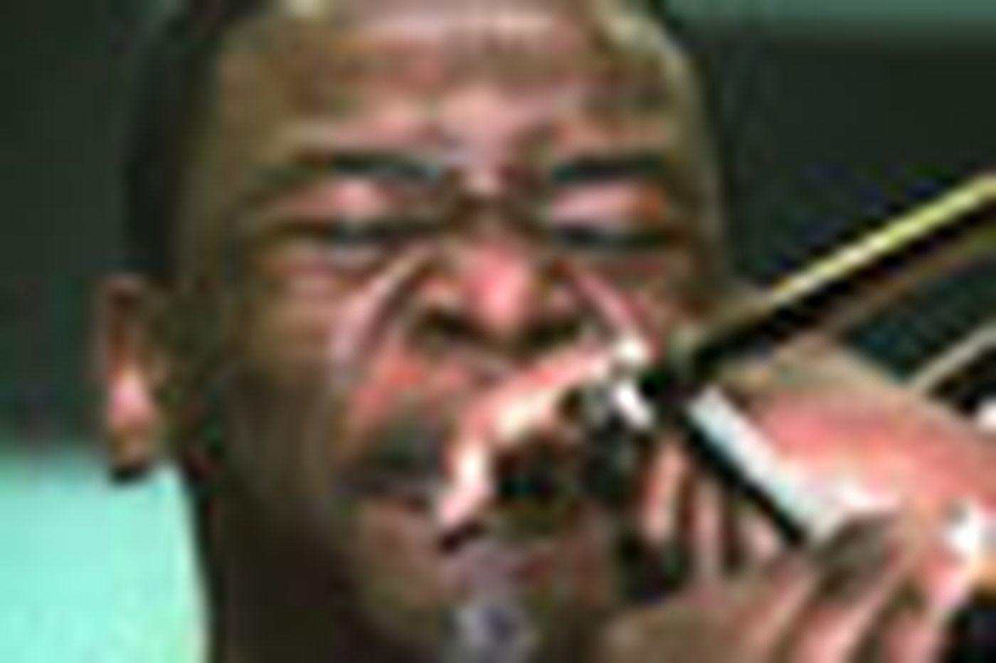 Local trombonist with fresh vision creates Center City Jazz Festival