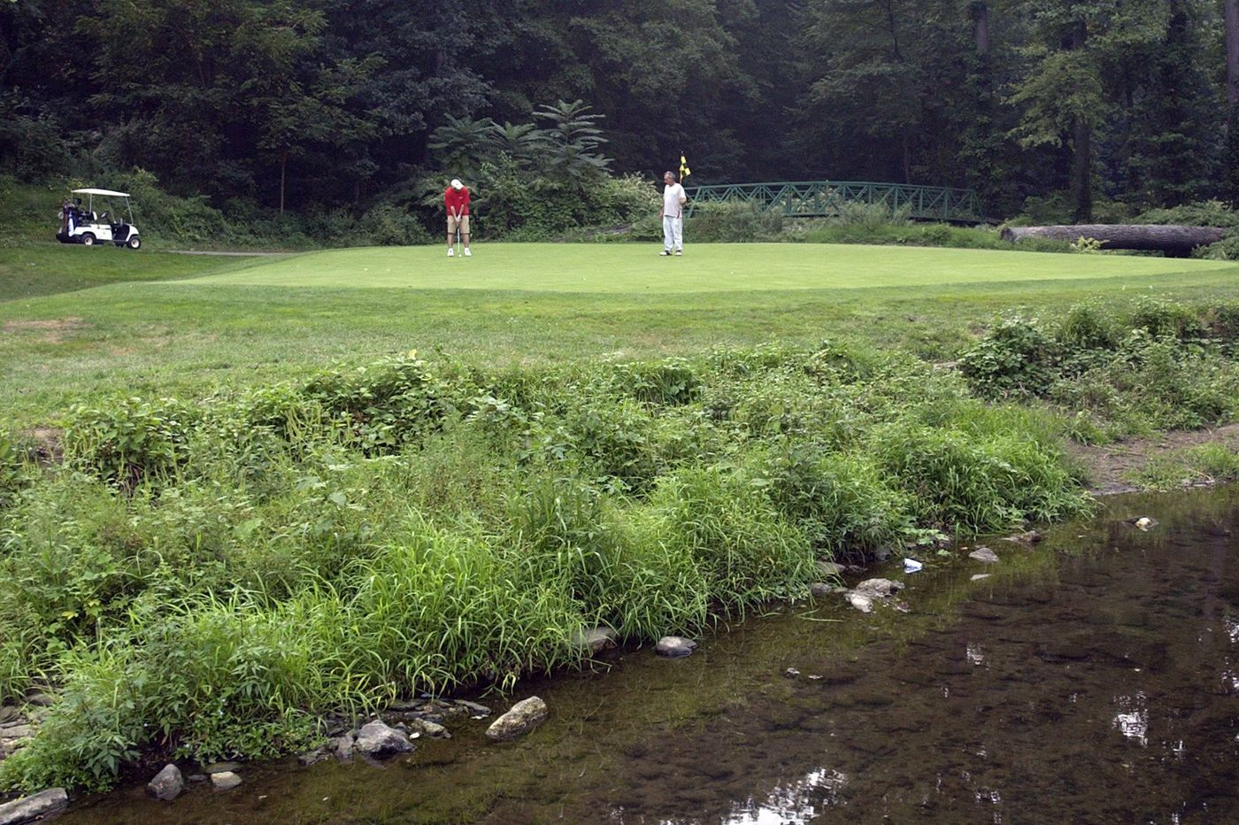 Should the city rent out Philly's historic Cobbs Creek Golf Club for $0?