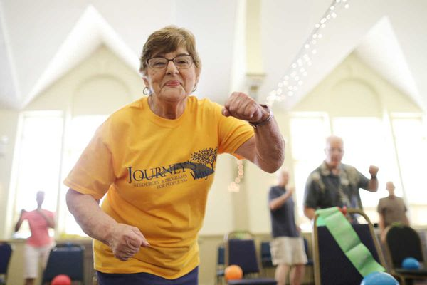 'You have to go on': As losses pile up, seniors find ways to stay happy