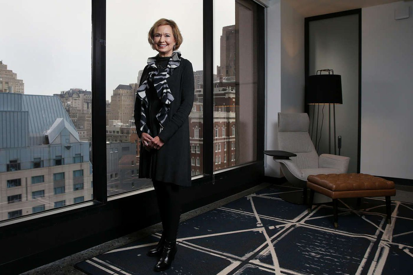 Meryl Levitz, head of Visit Philly, to step down after 21 years