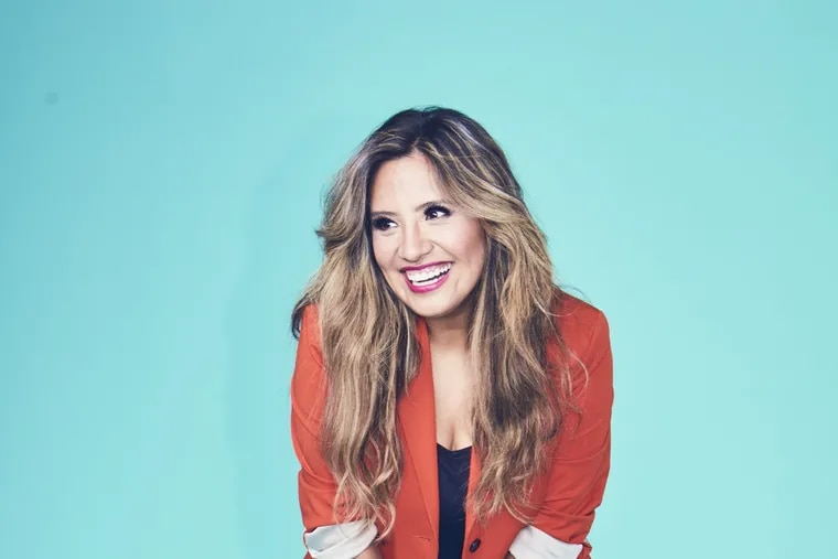 Cristela Alonzo will be at Punchline Philly Oct. 10 for her stand up comedy and book tour.
