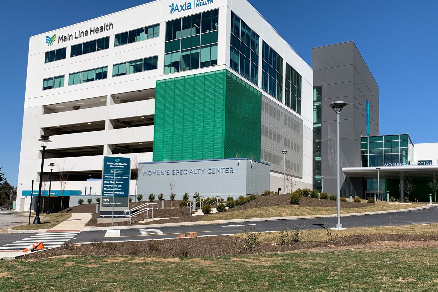 Main Line Health opens 94,000-square-foot outpatient center in King of Prussia