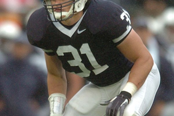 Penn State's Paul Posluszny awaits his fate in draft