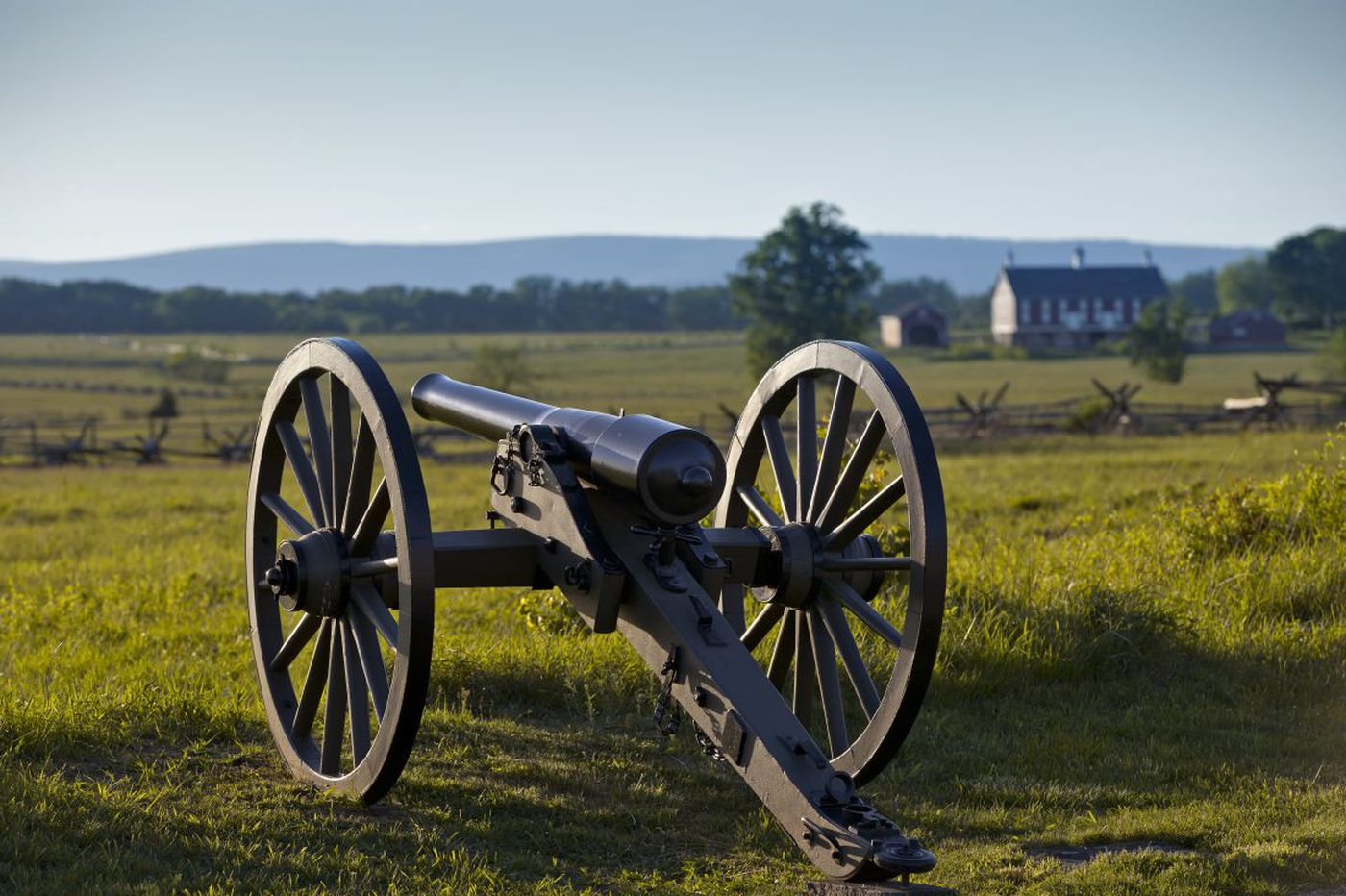 Protests at Gettysburg this weekend - or maybe not