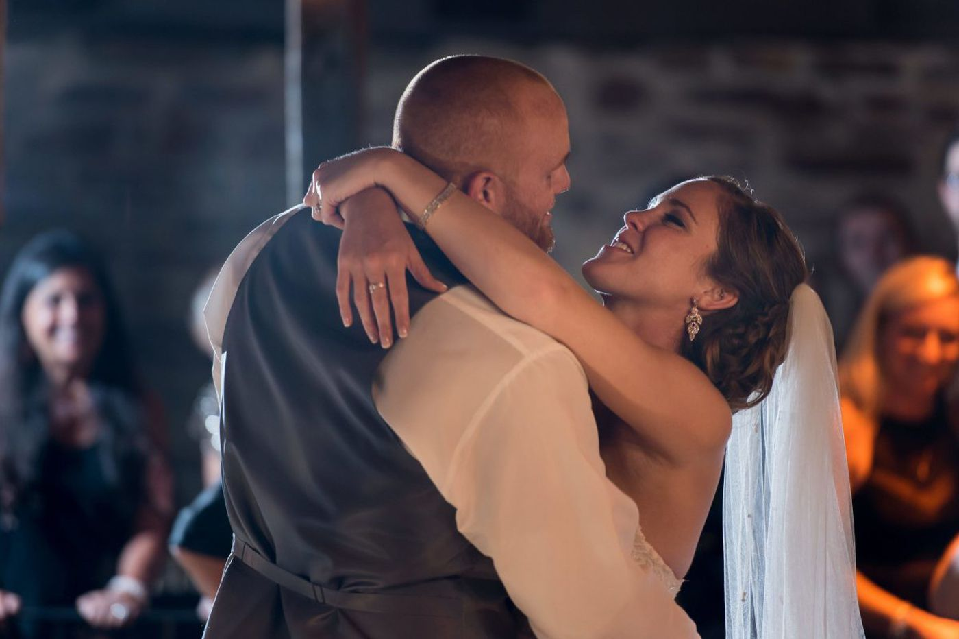 LOVE: Lindsey McKee and Francis Hughes
