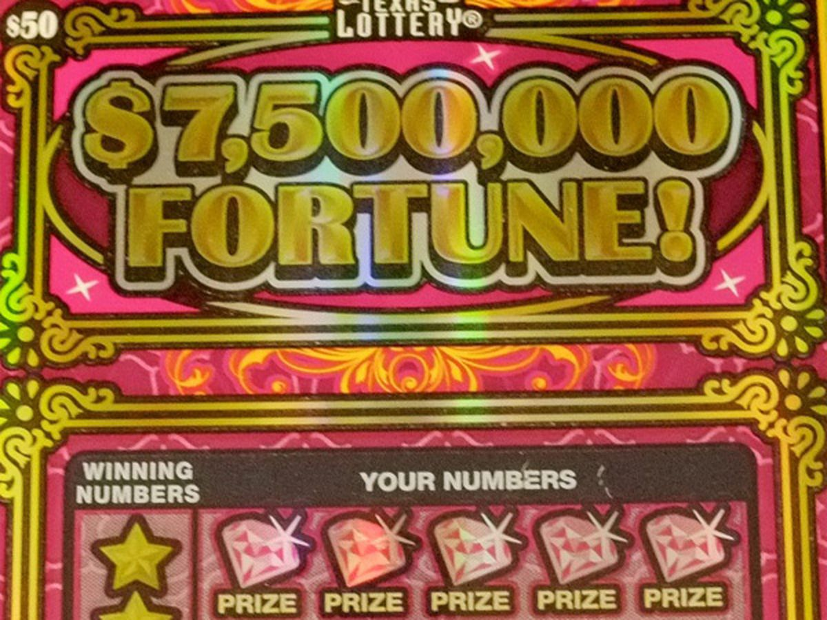 Lottery mystery yields clues to $7 5 million prize