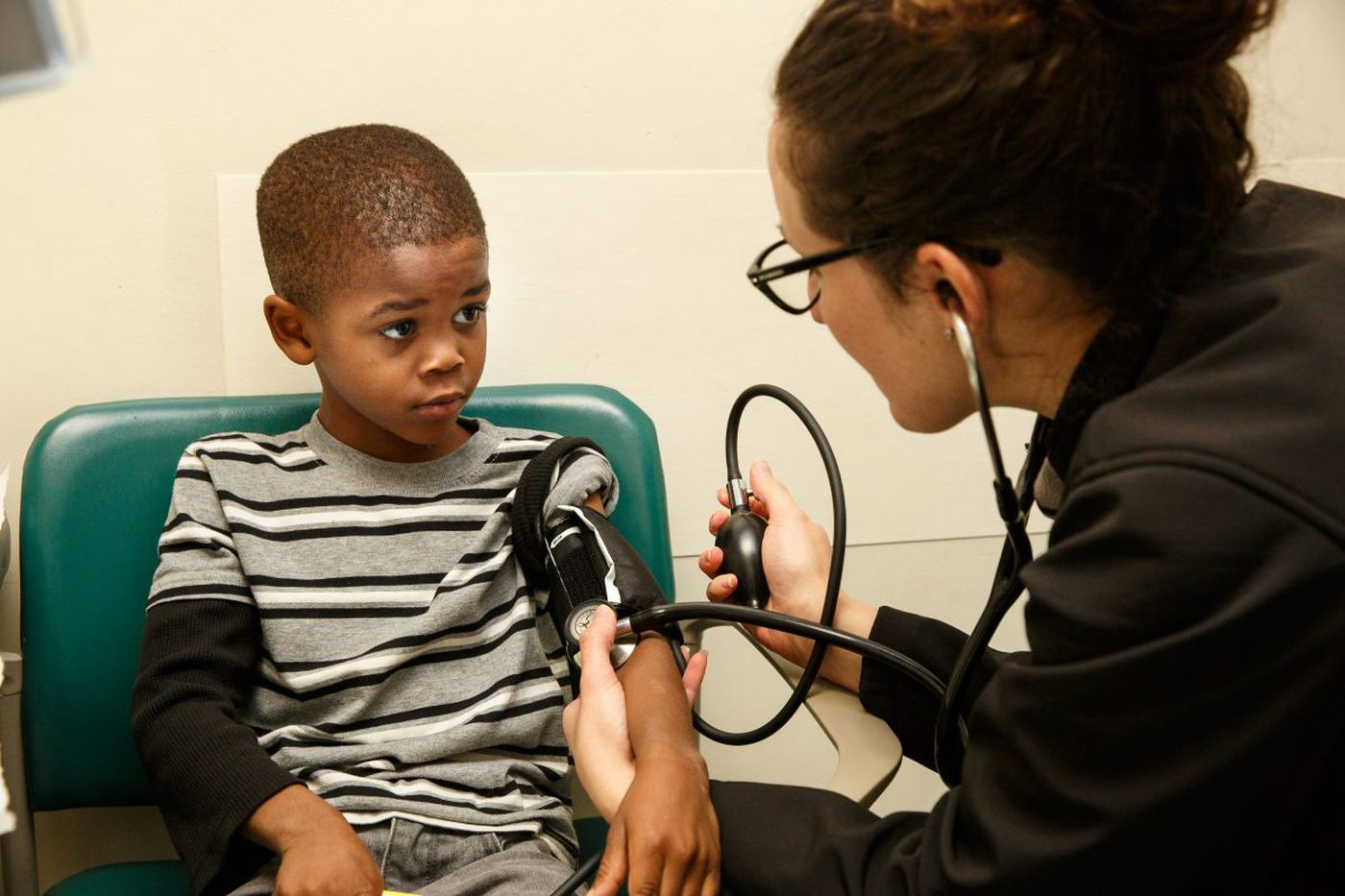 New guidelines mean more kids will be diagnosed with high blood pressure - and that's a good thing