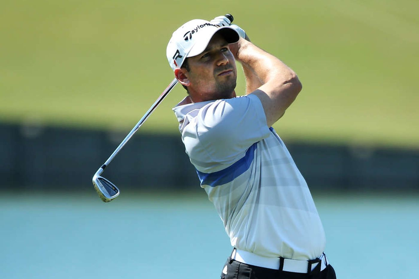 Garcia goes 1 up on Tiger at Players Championship