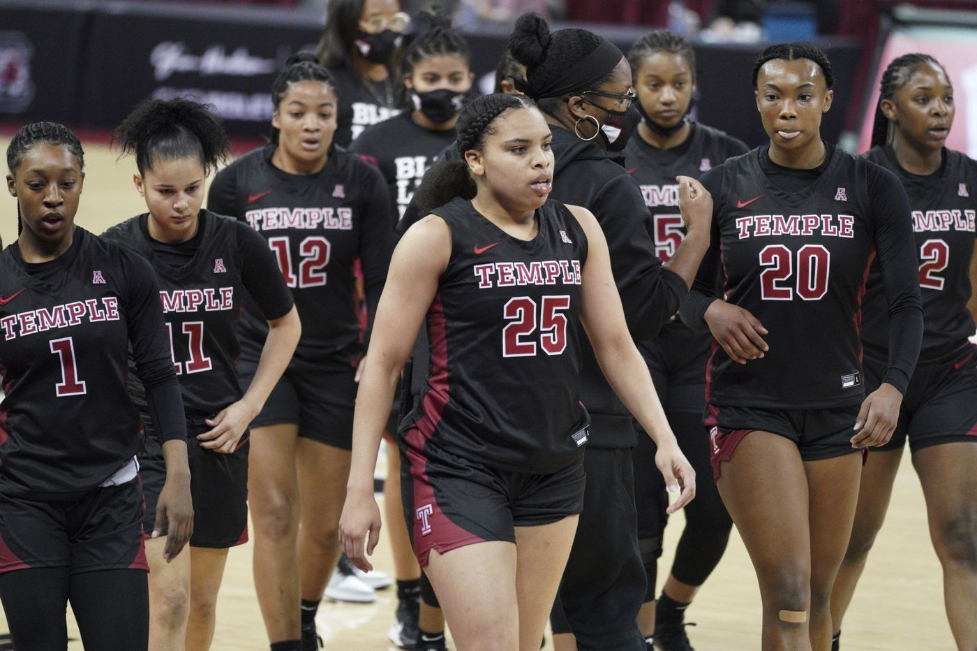 Women's City Six notebook: Temple's guards are stepping up at the right time, and Drexel's defense is one of the best in the nation