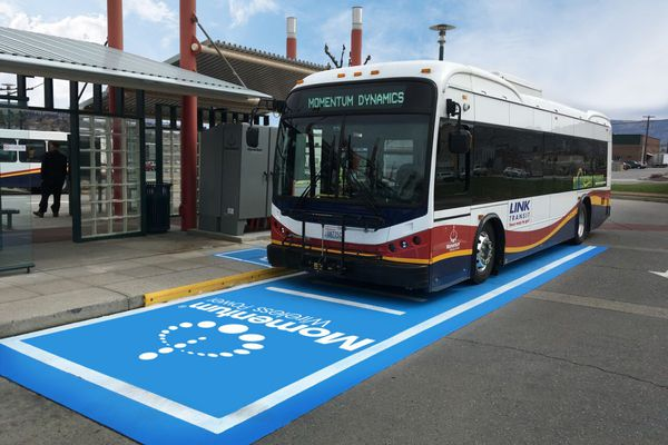Malvern firm's heavy-duty wireless chargers help Indianapolis electric buses travel farther