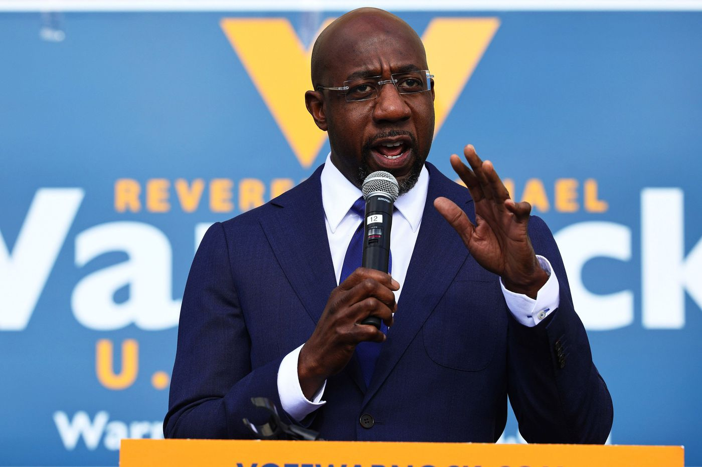 Raphael Warnock makes history with Senate win in Georgia as Democrats near majority