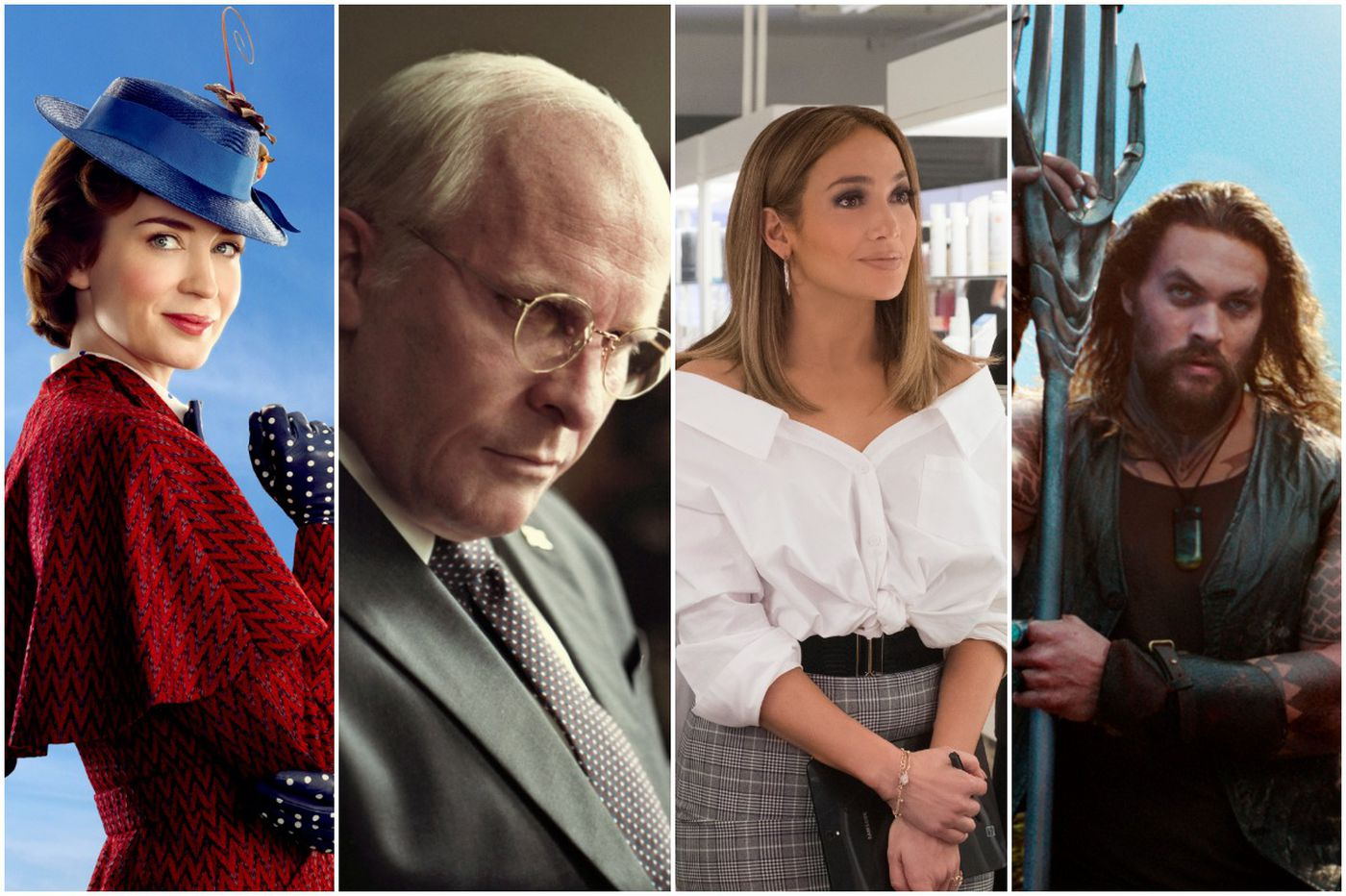 Which movie should you see on Christmas with your family?