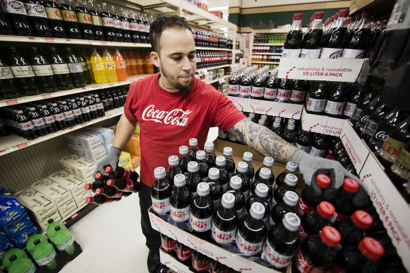 Appellate panel to hear soda tax arguments
