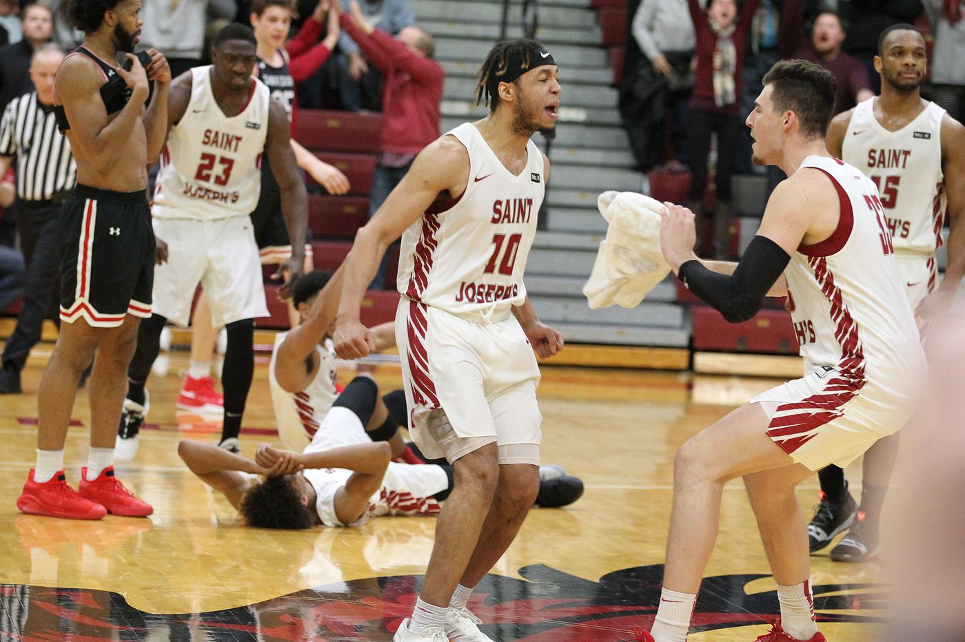 The St. Joseph's Hawks fight off a season slipping away | Mike Jensen