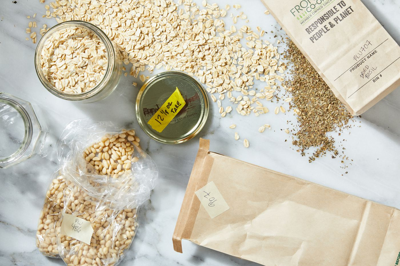 Today's bulk-bin aisle is more than oats and trail mix. Here's how to make the most of it.