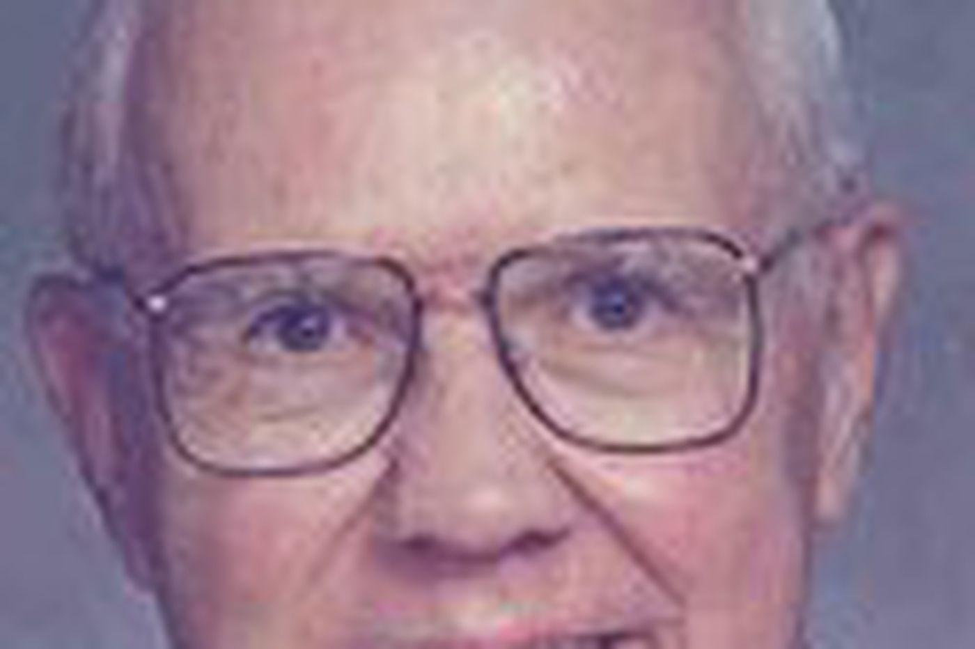 Rev. Theodore Fischer | Lutheran pastor, 91