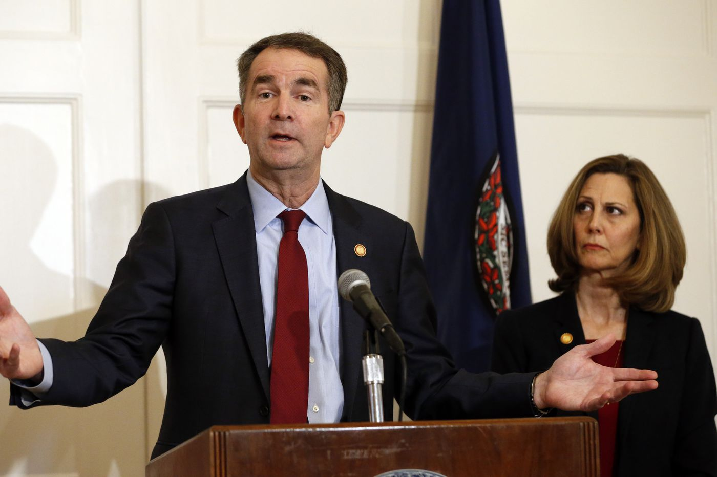 'This isn't me': Gov. Northam's defiance caught advisers off guard
