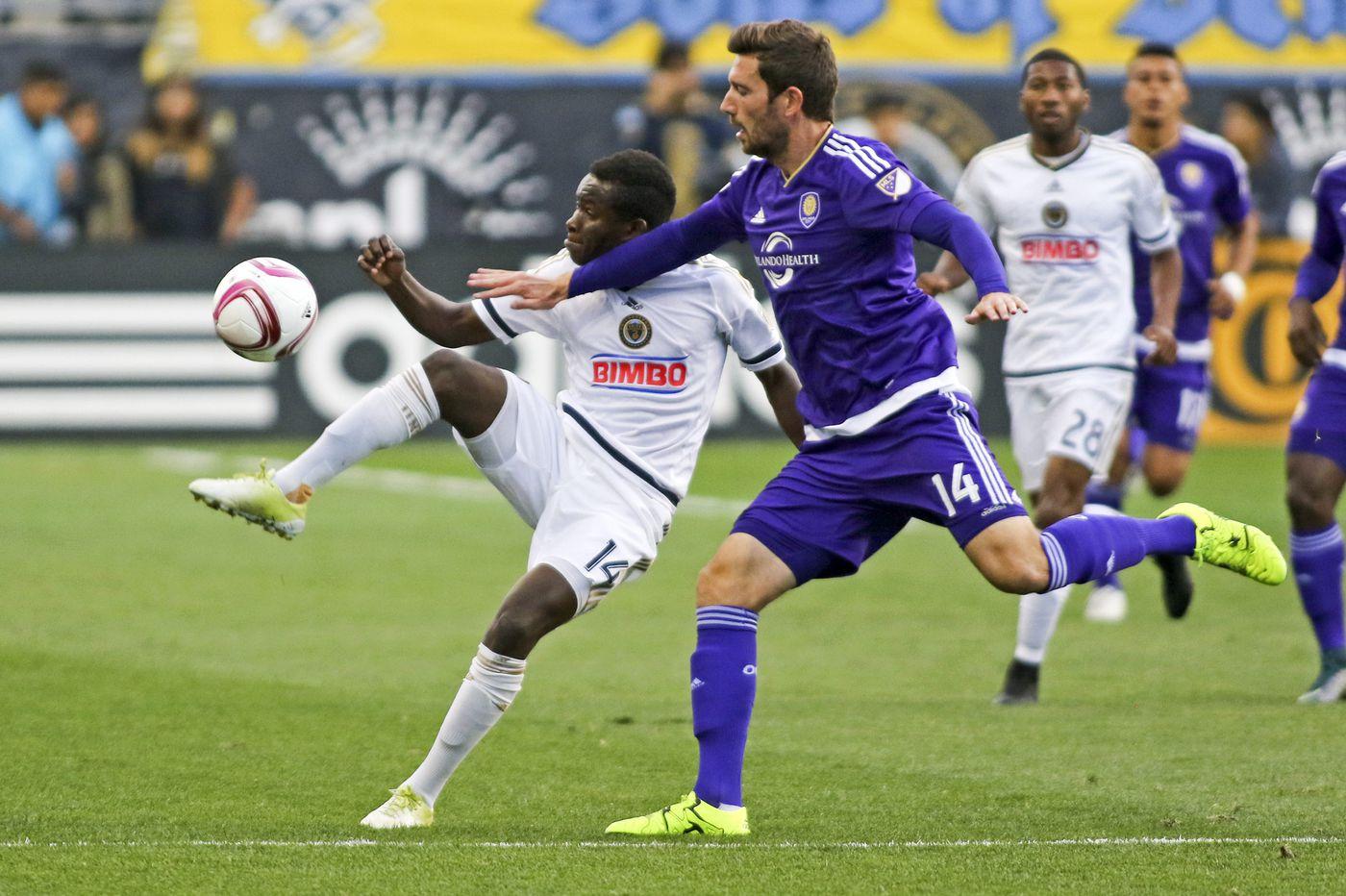 Union sell Eric Ayuk to Turkish club Osmanlispor