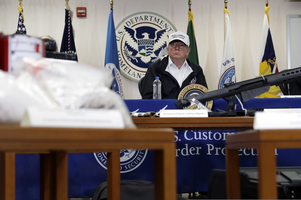 Spoiler alert: 2019′s real global security threats don't include a border crisis | Trudy Rubin