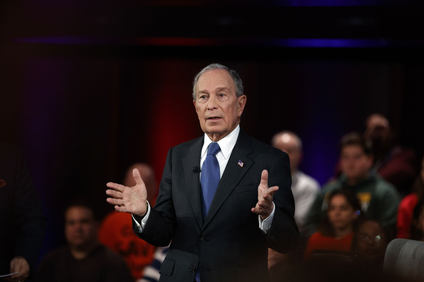 Mike Bloomberg's gun-control group will spend $1 million to help Democrats try to flip Pa. legislature