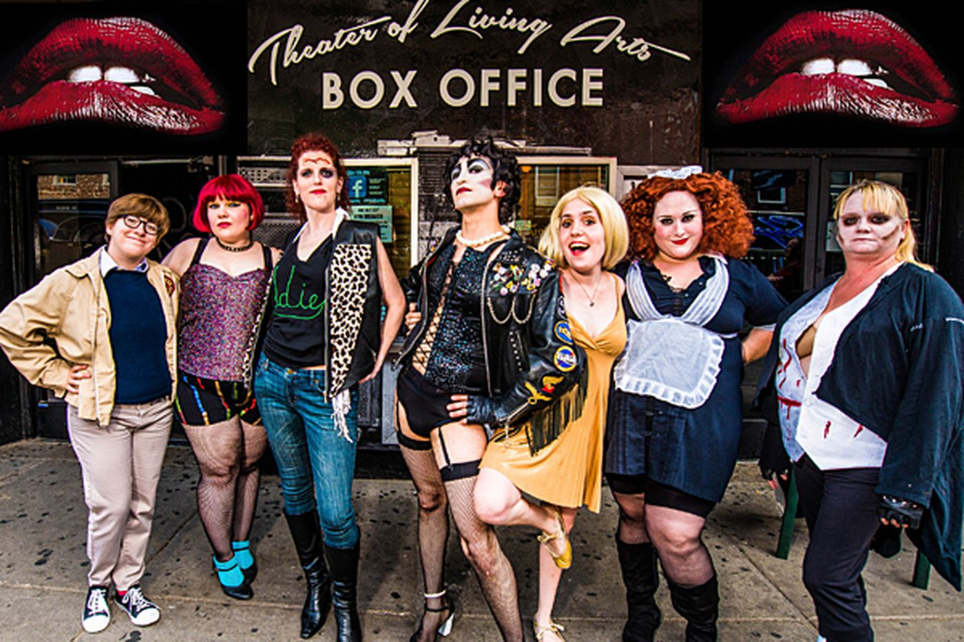 TLA celebrates 40 years of 'Rocky Horror Picture Show'