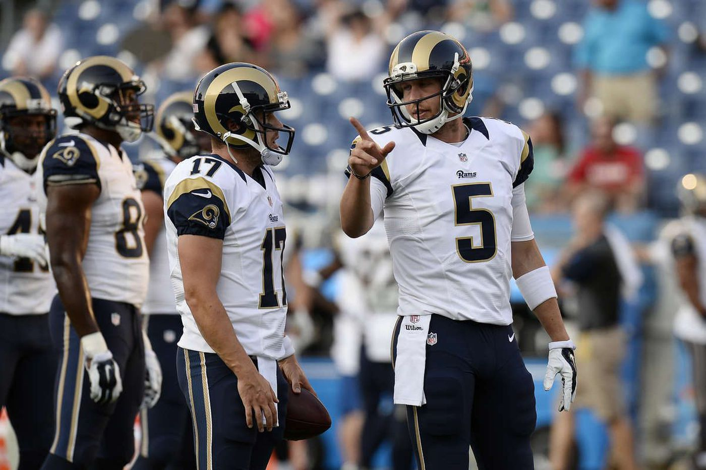 Case Keenum's wild path as a backup quarterback led to unbelievable meeting with Nick Foles | Bob Brookover