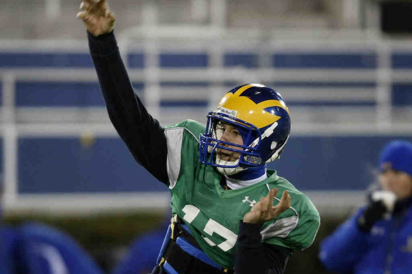 For Delaware's Devlin, no regrets about leaving Penn State
