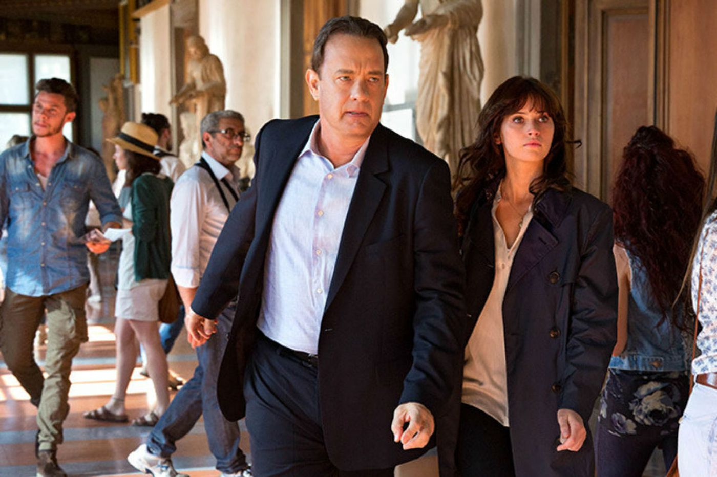 'Inferno': Tom Hanks and Ron Howard conspire to bore us to death