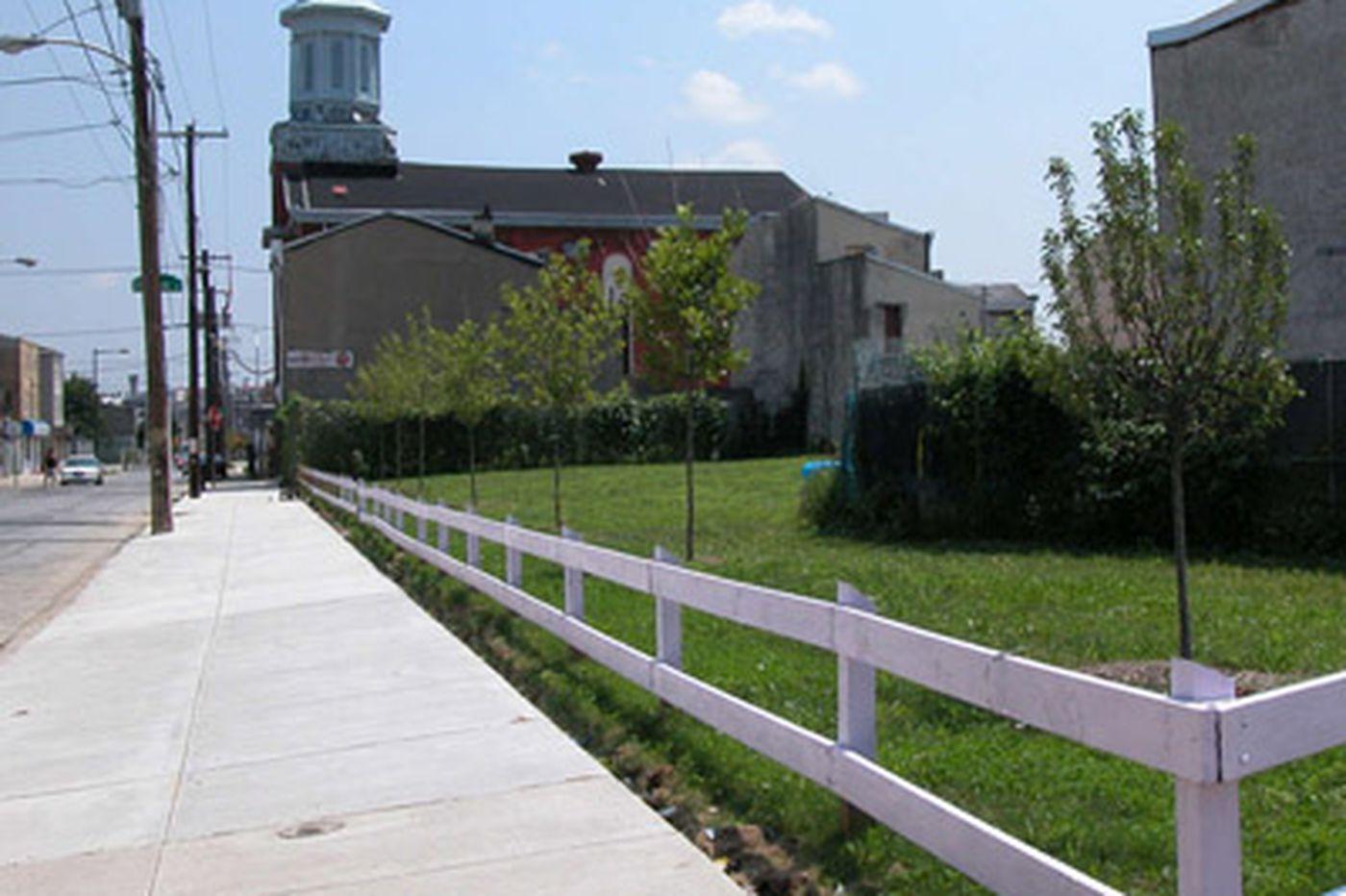 University of Pennsylvania study links vacant-lot cleanups, reduced gun crime