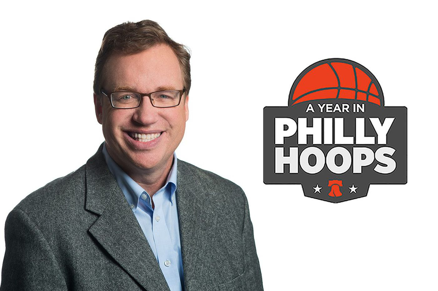 Philadelphia basketball community pays tribute to Mike Jensen's 'A Year in Philly Hoops' series