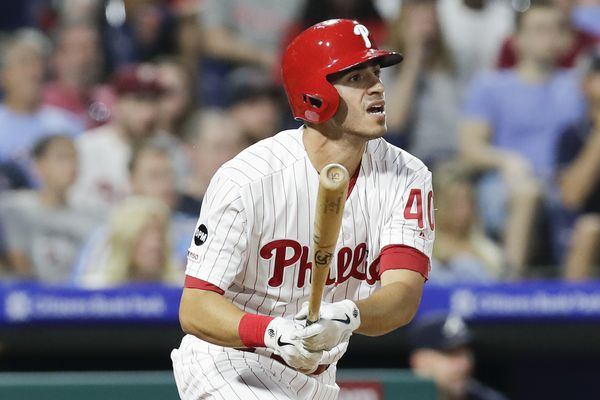 Adam Haseley on Phillies' center-field job: 'I need to hold up my end now' | Scott Lauber