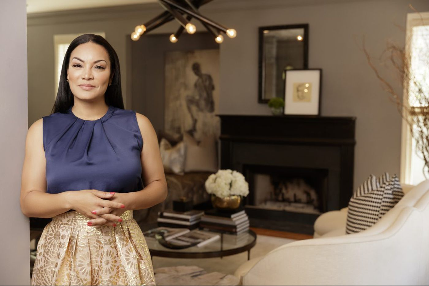 'Real estate is the foundation of wealth,' says former Philly radio personality and host of HGTV's 'Flipping Virgins'