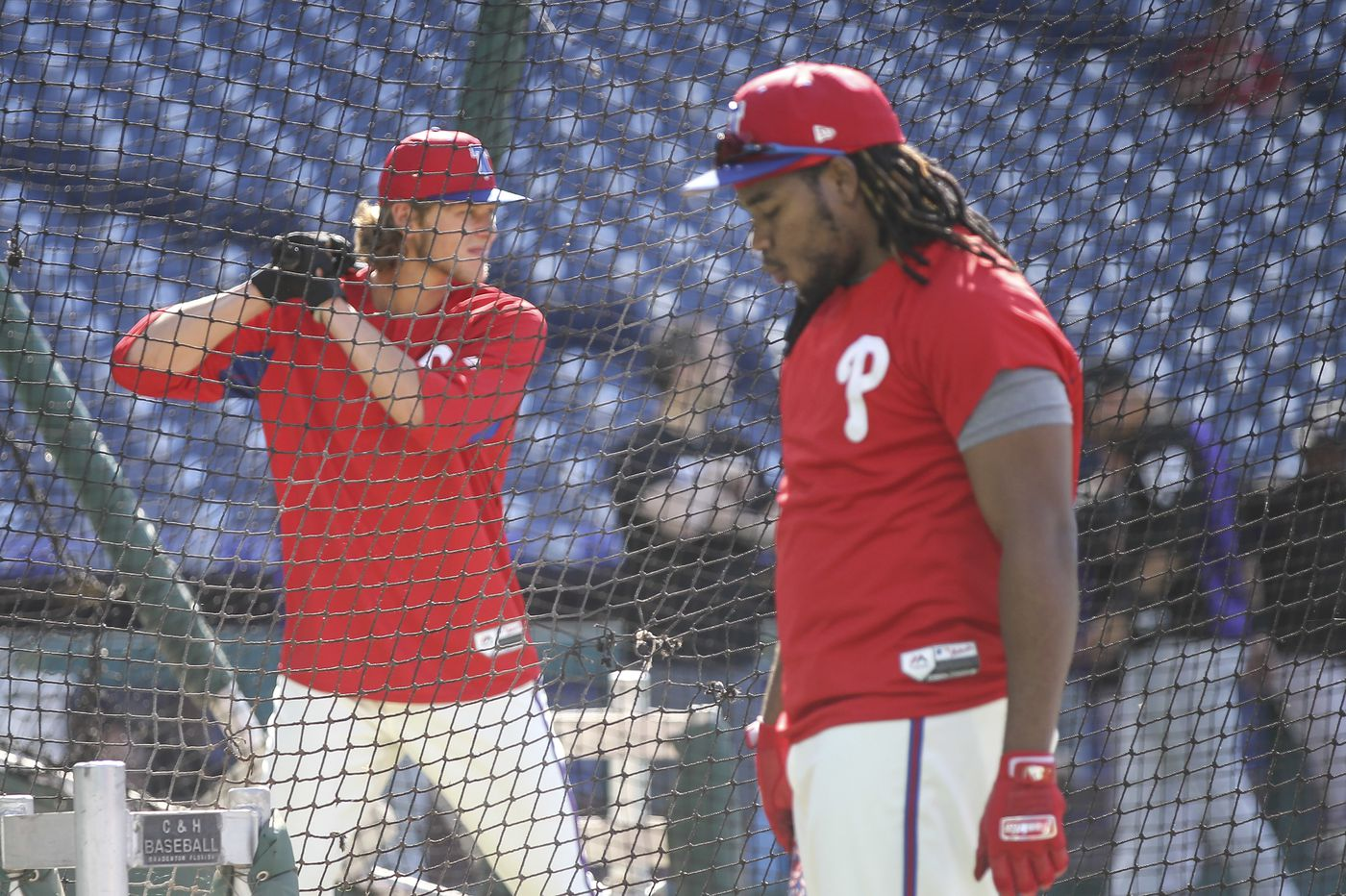 Phillies' Maikel Franco adjusting to life as a platoon player; Alec Bohm impresses Gabe Kapler