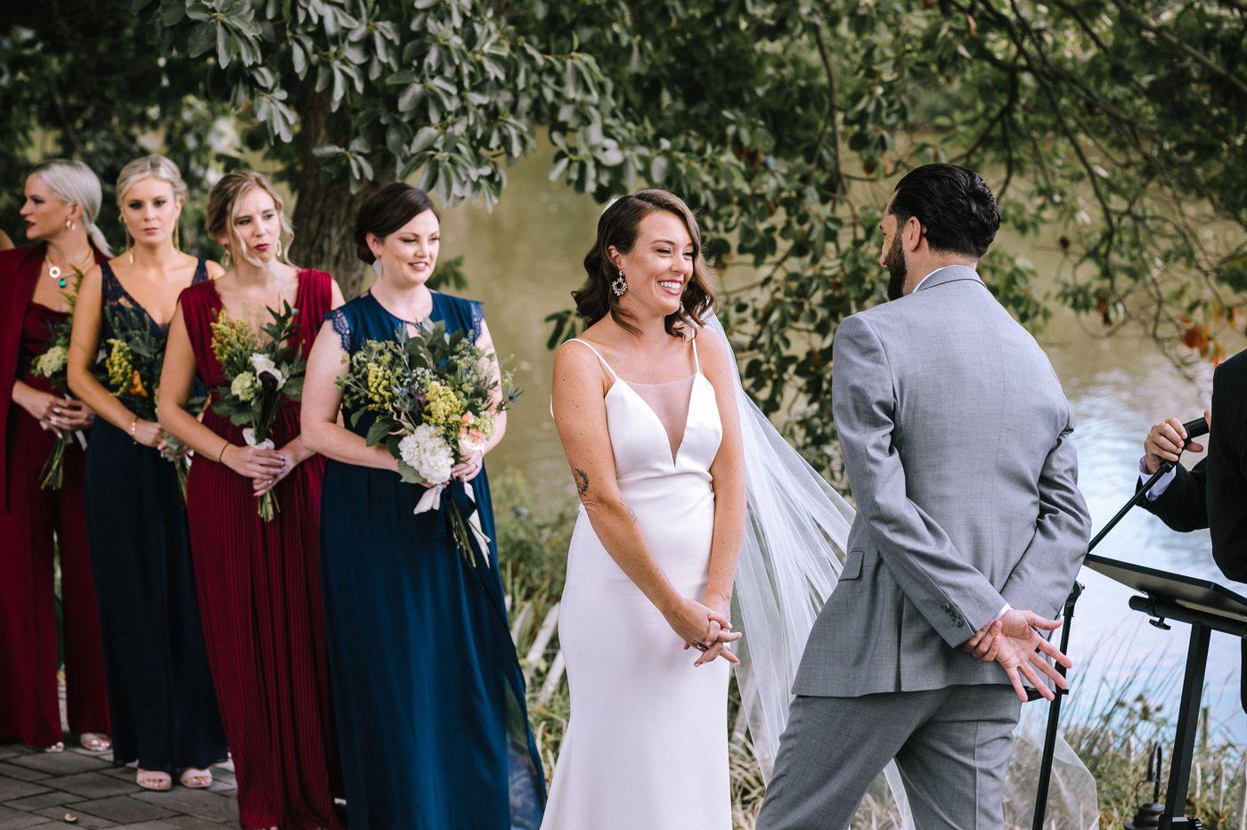 Philadelphia weddings: Megan Foley and John Taylor III