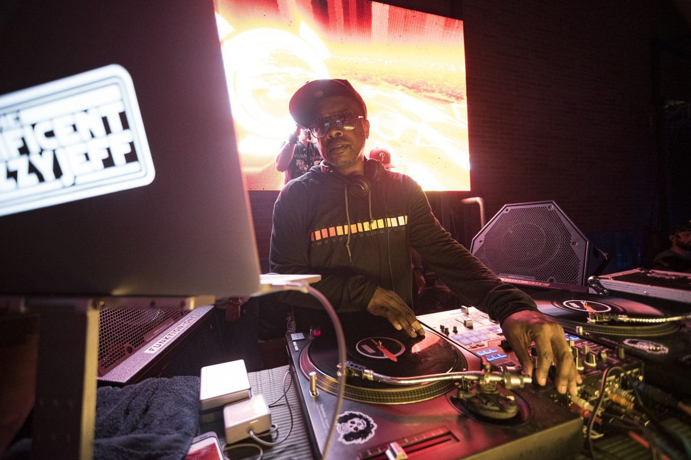 DJ Jazzy Jeff teaches you how to throw the hottest block party in Philadelphia
