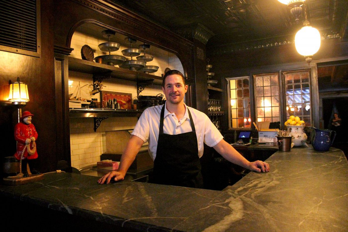 Royal Boucherie: Top Chef Elmi in Old City with a French-inspired bar