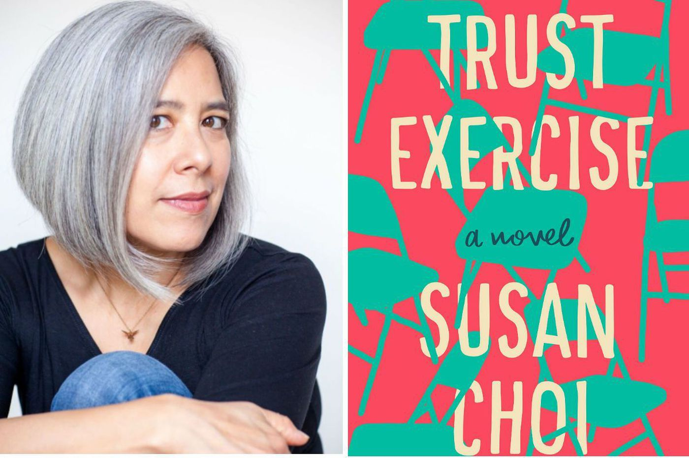 Susan Choi's 'Trust Exercise': Letter-perfect satire of the highs and humiliations of adolescence