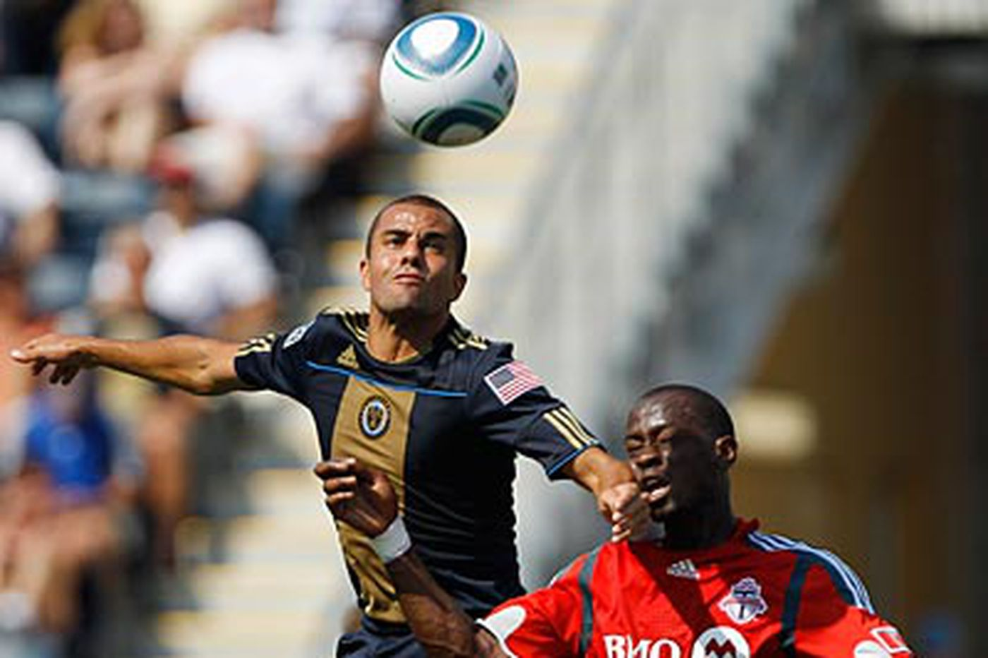 Union loses Seitz, Fred in re-entry draft