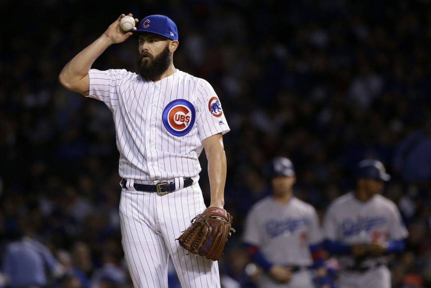 Phillies' Jake Arrieta deal feels like Jim Thome signing | Marcus Hayes