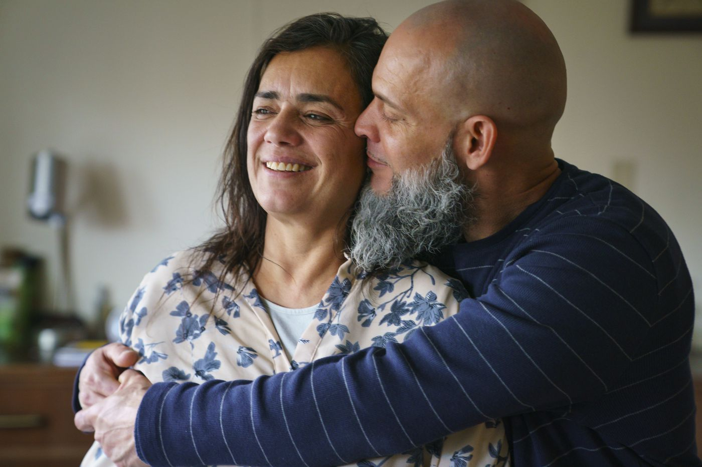 This couple survived life in a tent on Vine Street. But they couldn't survive being apart. | Mike Newall