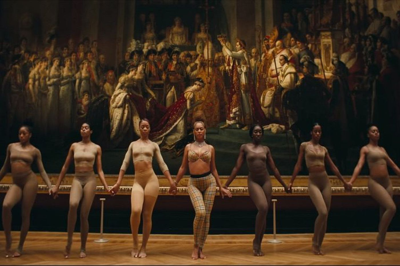 UArts alums featured in Beyoncé and Jay-Z's new music video