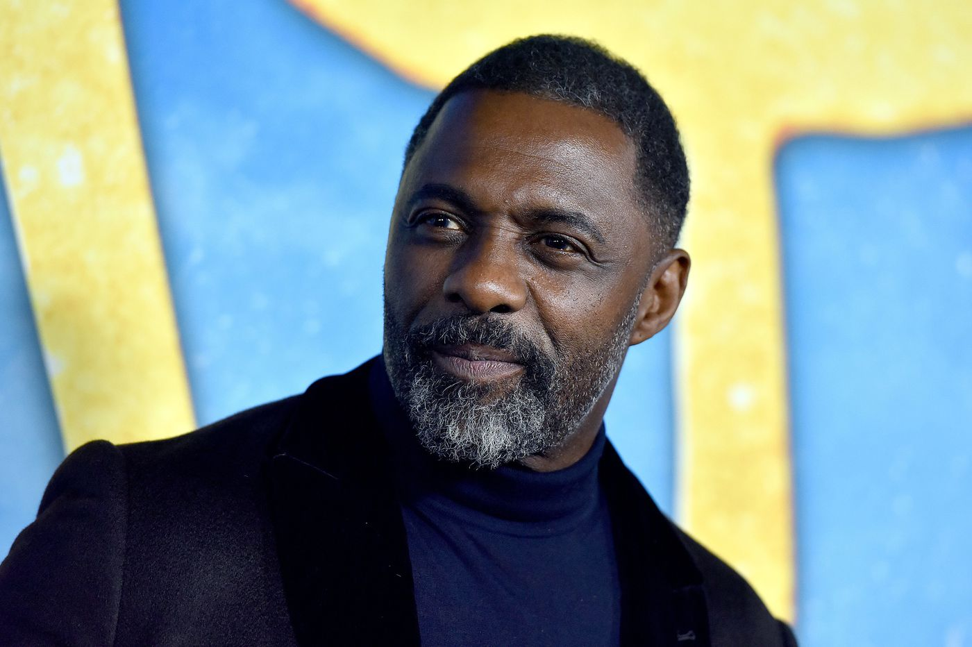 Idris Elba says he's tested positive for coronavirus