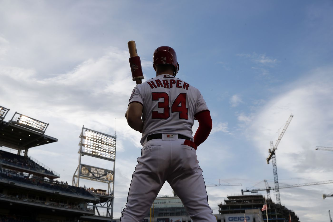 Scott Boras notes 'positive environment' around Phillies as they enter Bryce Harper sweepstakes