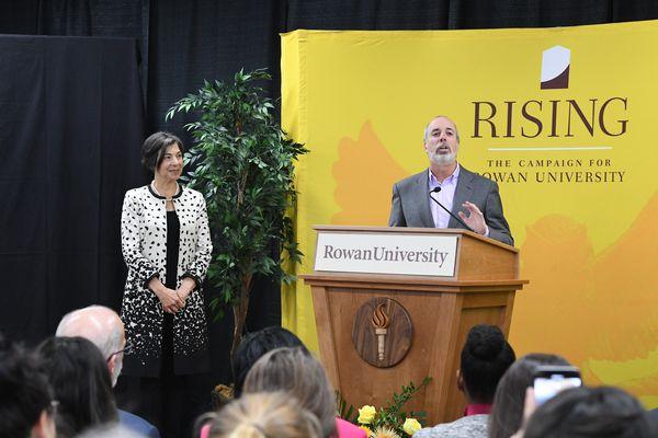 Rowan University receives $10 million gift to pay for scholarships, career development