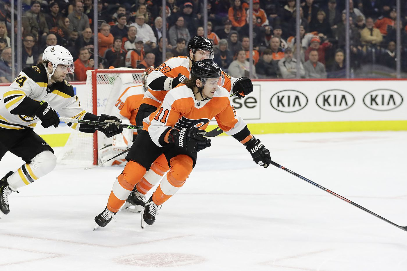 Flyers All-Star Travis Konecny: Getting under opponents' skin now surpassed by his scoring