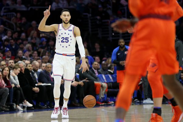 In defense of Ben Simmons: A reminder of how good he and the Sixers could soon be | David Murphy