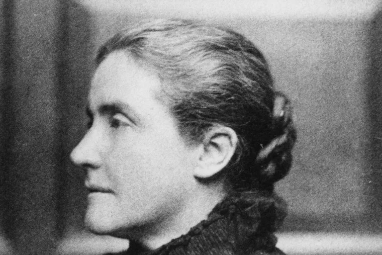 M. Carey Thomas, the second president of Bryn Mawr College, was a pioneer in women's suffrage, but discriminated against Jewish and black people. The college is rethinking Thomas' legacy.