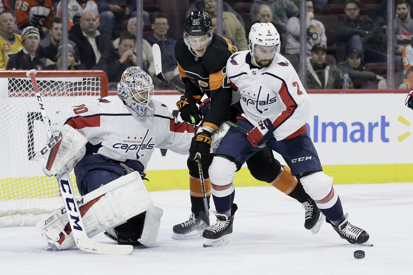 3b367640dee Flyers-Capitals observations  Big mistakes costly in loss
