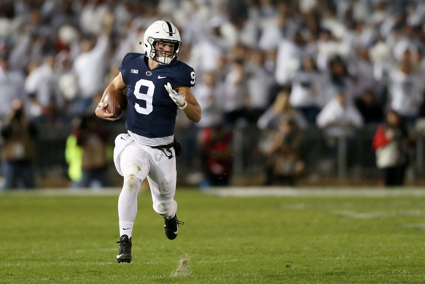 Trace McSorley gives Penn State another classic, but Ohio State leaves him empty handed